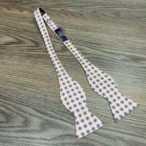 Polo Ralph Lauren Pink Polka Dot Bowtie Bow Tie